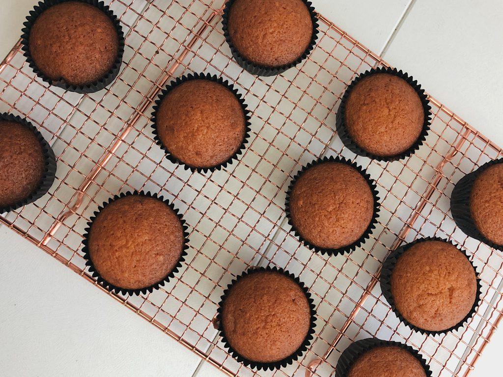 Vegane Cupcakes Grundrezept