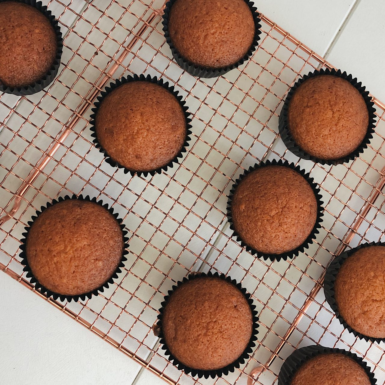 Vegane Cupcakes [Grundrezept]