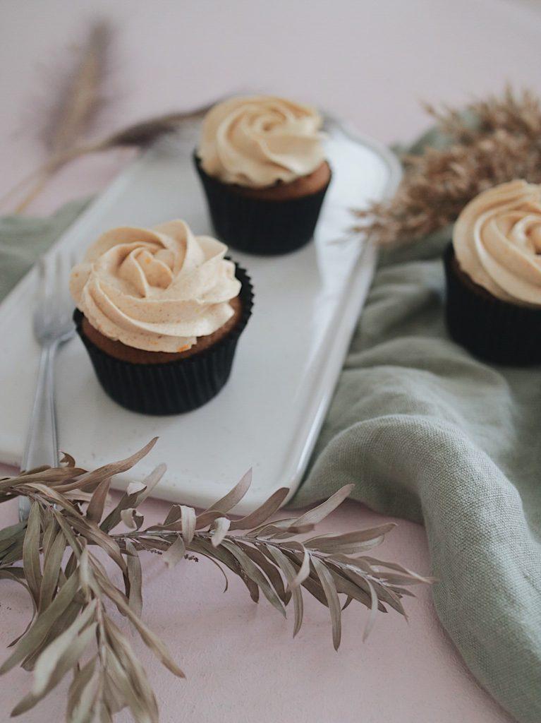 vegane cupcakes mit buttercreme